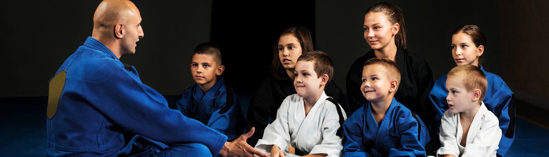 Kinder ernst nehmen - Kiel - Kampfsport - Selbstverteidigung - Kampfkunst - Kinder - Jugendliche