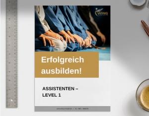 Assistent - Ausbildungsbroschüre - Selbstverteidigung - Kampfsport