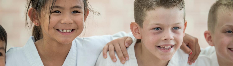 Freundschaft - Kinder - Jugendliche - Kampfsport - Selbstverteidigung - Kiel