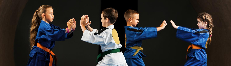 Kinder und Kampfsport - Kinder - Jugendliche - Kampfsport - Selbstverteidigung - Kiel