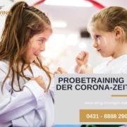 Kiel | Probetraining - Corona-Zeit - Selbstverteidigung - Kampfsport - Kinder - Jugendliche