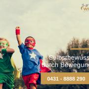 Selbstbewusst durch Bewegung - Kinder - Jugendliche - Kampfsport - Selbstverteidigung - Kiel