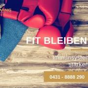 Fit bleiben - Kiel - Sport - Fitness - Kampfsport