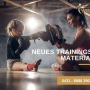 Trainingsmaterial für Kinder und Jugendliche - Kampfsport in Kiel