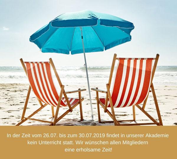 Sommerpause - Kampfsport - Selbstverteidigung - Kampfkunst- Kiel